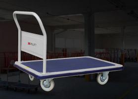 Wózki platformowe burtowe