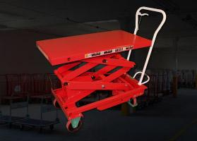 Wózki platformowe nożycowe